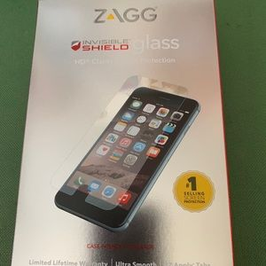 ZAGG screen protection